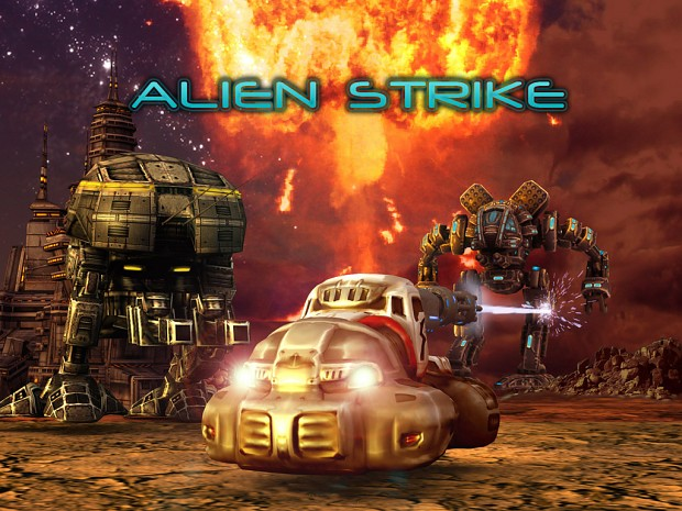 Alien Strike