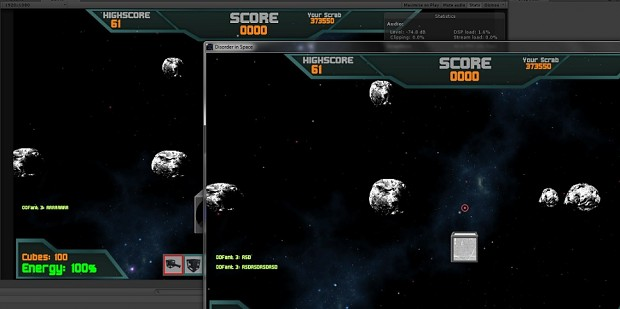 Disorder in Space a0.0954 Multiplayer