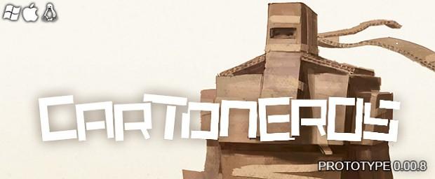 CARTONEROS® Prototype 0.00.8 Mac