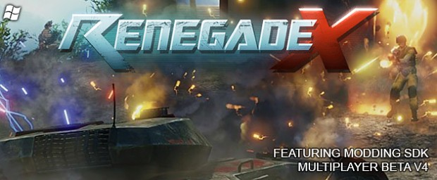 Renegade X: Beta 4 (OUTDATED)