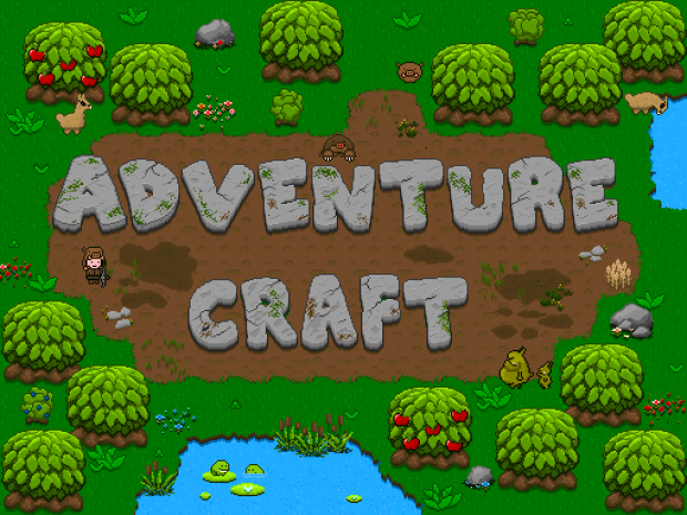 ADVENTURE CRAFT Pre Alpha 1.02 file – Indie DB