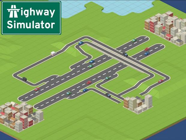Highway Simulator v0.1