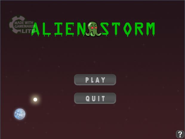 GM  Alien storm
