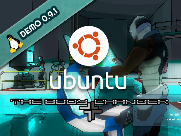 The Body Changer LINUX UBUNTU DEMO v. 0.9.1