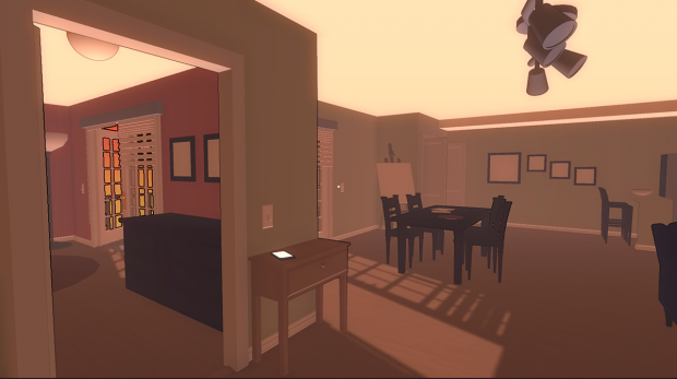 Apartment: A Separated Place Demo (Mac OSX)