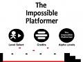 The Impossible Platformer