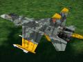 Su-37 Yellow Squadron skin