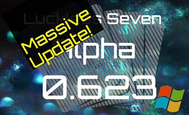 Luckless Seven Alpha 0.623 for Windows