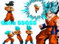 GokuZ2 SSGSS MUGEN