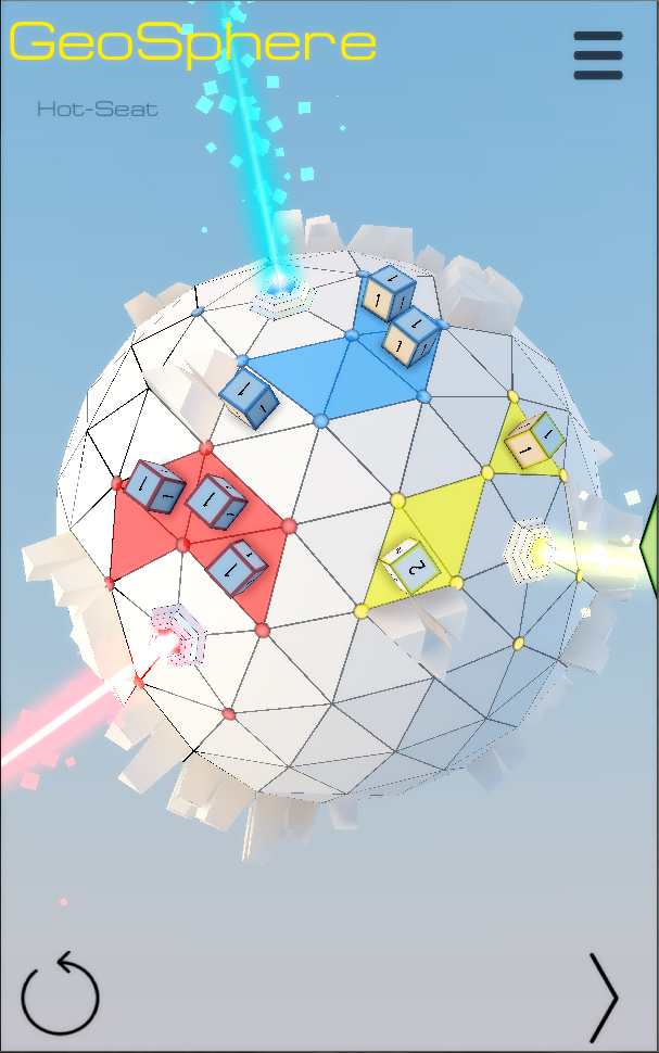 GeoSphere Beta v1.04