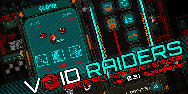 Void Raiders - alpha ver.0.31e