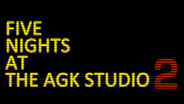 Five Nights At The AGK Studio 2