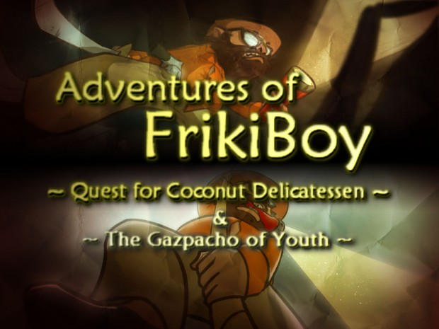 Adventures of FrikiBoy 1.2