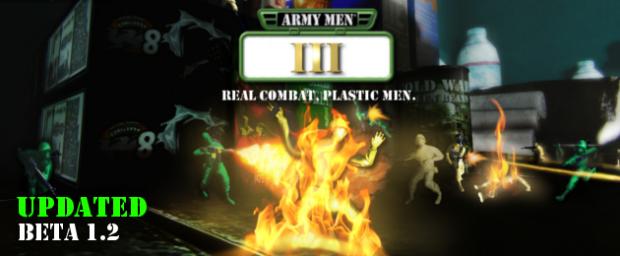 Army Men III Beta Version 1.2 (ZIP)