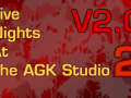 Five Nights at The AGK Studio 2 Version 2.0