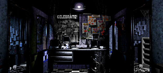 30 Years Later A fnaf mod Re Made