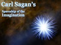 Carl Sagan's Spaceship of the Imagination