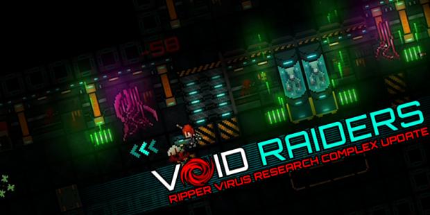 Void Raiders - alpha ver.0.35