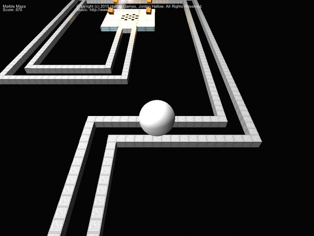 Marble Maze Windows ver 0.1.0