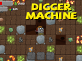 (Mac v1613) Digger Machine - dig and find minerals