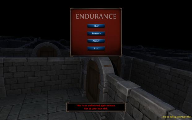 Endurance v0.10.23 (win)