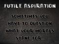 Futile Aspiration