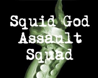 Squid God Assault Squad:  Mac Demo