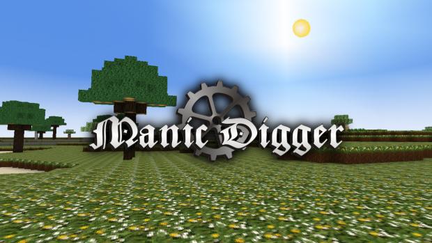 Manic Digger - Version 2015-08-22 (Binary Version)