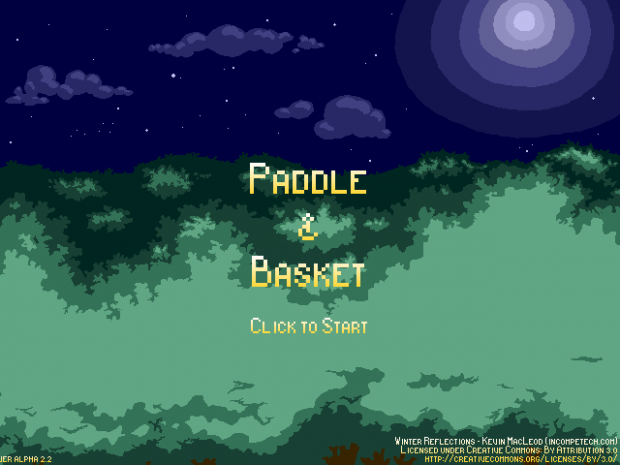 Paddle & Basket - 1GAM Release - Mac