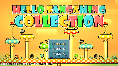 Hello Fangaming Collection
