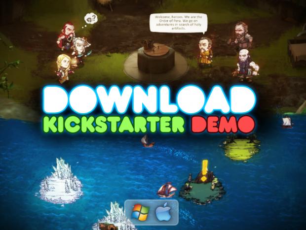 Overfall kickstarter special pre alpha demo file indie db