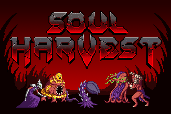 Soul Harvest alpha demo 0.4.2