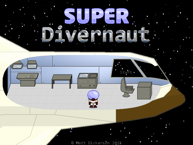 Super Divernaut - First Look demo