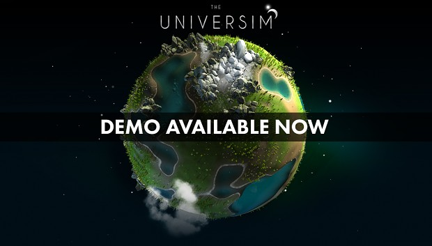 The Universim Mother Planet Demo