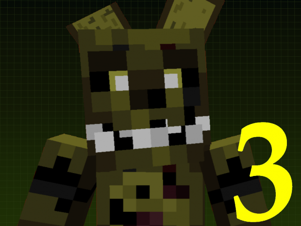 Five Nights in Minecraft 3 1.11