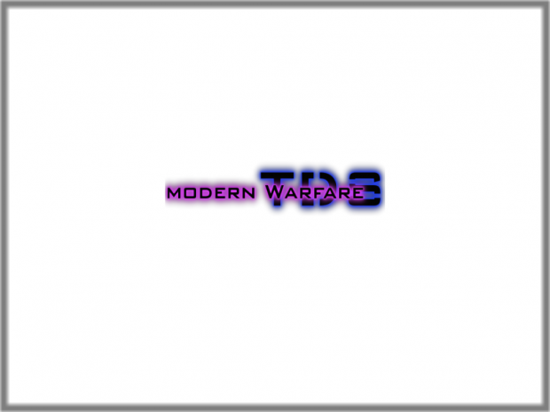 Modern Warfare TDS 1.35 Beta