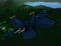 F-22A Indigo Wing (Re-release)