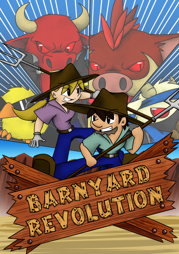 BarnYard Revolution (Mac)