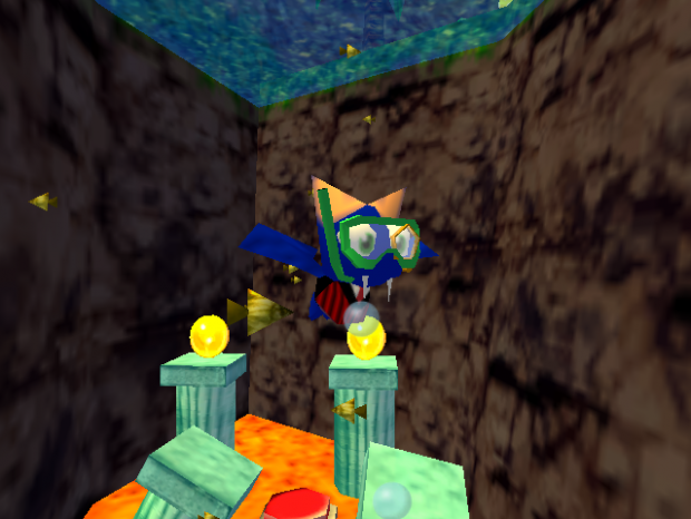 Macbat 64 - Second Alpha Demo