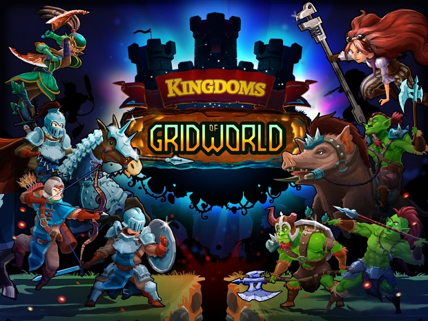 Kingdoms of GridWorld Windows