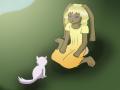 Bunni and Kitty Mac Version