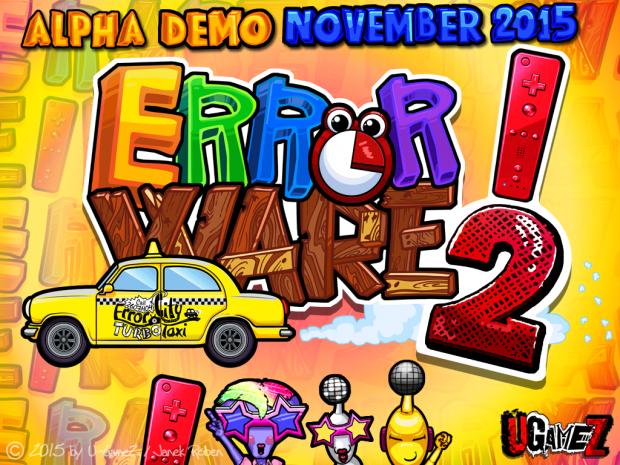 Error Ware 2 Alpha Demo (November 2015)
