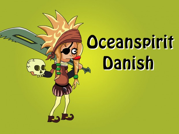 Oceanspirit Danish (Windows)