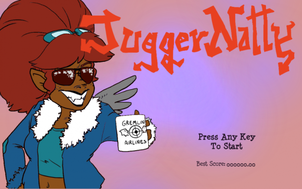 JuggerNatty - Windows 64bit Alpha