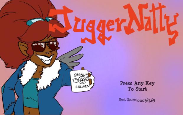 JuggerNatty - Mac OS Alpha 02