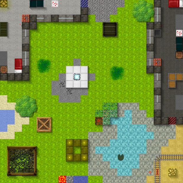 AWP_Garden Map