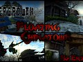 Overgrowth: Floating Chinatown by Ertyez