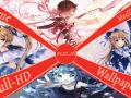 Old Anime Wallpaper's (Full-HD) - 01.01.16