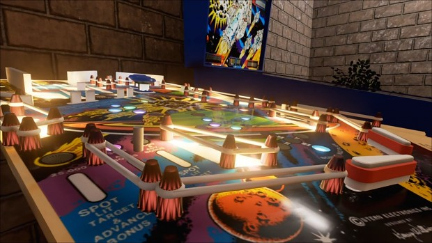 Pinball Labs Alpha Demo 0.7 (Proof of Concept)