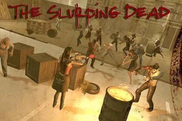 The Slurping Dead - demo version